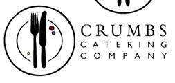 Crumbs Catering Logo